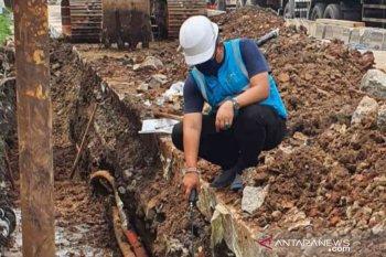 Kejadian pemadaman listrik di Bekasi akibat perbaikan jalan