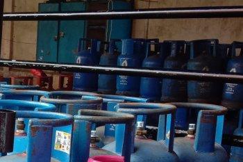 Permintaan gas elpiji di Kota  Ambon normal