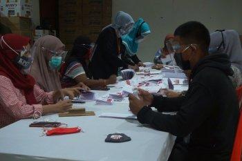 KPU Kota Ternate libatkan mahasiswa sortir kertas surat suara