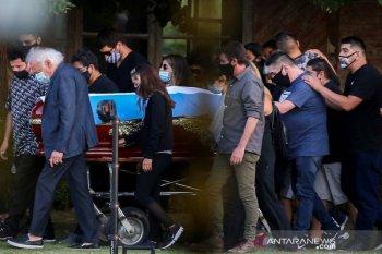 Otoritas Argentina selidiki perihal kematian Diego Maradona