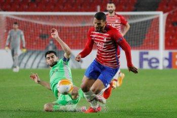 Liga Europa - Gasak AC Omonia 2-1, Granada selangkah lagi lolos ke babak 32 besar
