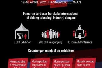 Kemenperin tampilkan produk industri Indonesia di Hannover Messe 2021