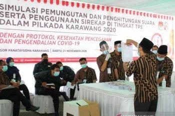 Pjs Bupati Karawang ajak warga dan penyelenggara Pilkada patuhi protokol kesehatan