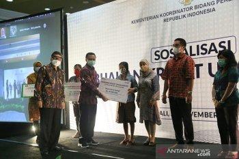 Sekda Bali apresiasi penyaluran KUR untuk  UMKM