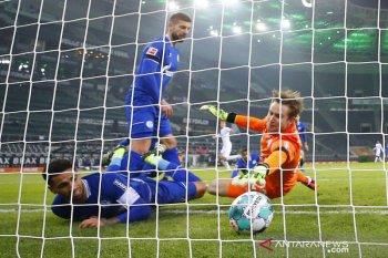 Liga Jerman: Gladbach perpanjang penderitaan Schalke di dasar klasemen