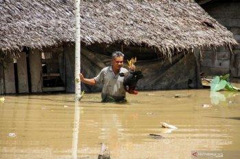Curah hujan tinggi, Warga Aceh Utara diimbau waspada bencana hidrometeorologi