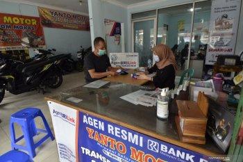 BRILink Lampung-Bengkulu terus layani masyarakat di tengah pandemi COVID-19