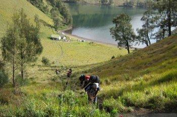 Pendakian Gunung Semeru ditutup