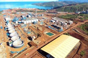 Kawasan Industri Pulau Obi di Malut naik status