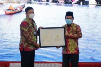 DJKI berikan sertifikat IG cabai rawit hiyung Kabupaten Tapin