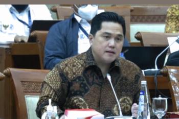 Erick Thohir paparkan tiga tahapan peta jalan BUMN periode 2020-2024