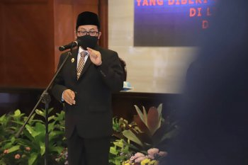 Wali Kota Malang Sutiaji terkena COVID-19