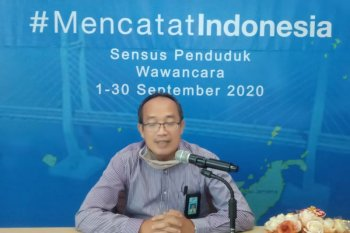 BPS : Kota Ambon November deflasi 0,18 persen