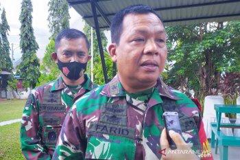 Pasukan khusus TNI, pemburu kelompok MIT Poso, tiba di Palu