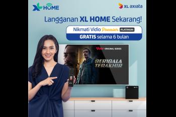 XL Axiata-Vidio hadirkan akses tayangan hiburan tanpa batas