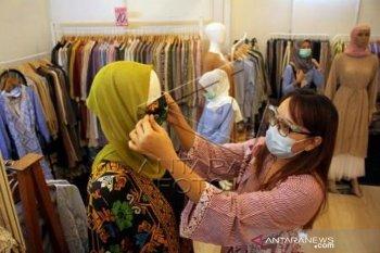 Trend Hijab Expo 2020 dengan protokol kesehatan