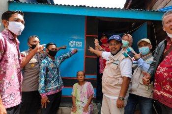 YBM PLN bantu 30 unit MCK untuk perbaiki kesehatan warga Tanjung Bunga Sanggau