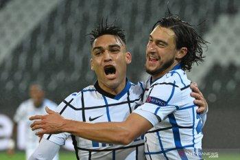 Tundukan Borussia , Inter Milan berpeluang ke 16 besar Liga Champions