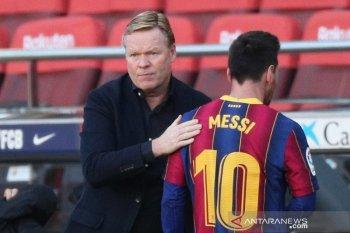 Barcelona kembali istirahatkan Messi di Liga Champions