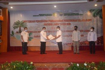 Pemprov Jambi bantu petani sawit swadaya peroleh sertifikat ISPO
