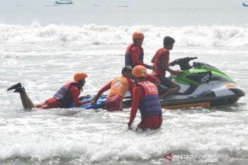 Basarnas Bali latihan penyelamatan gunakan