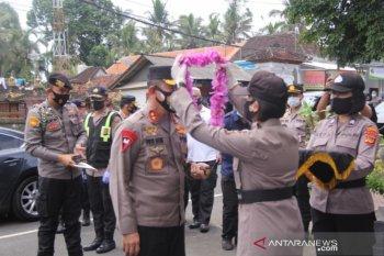 Kapolda Bali tinjau kesiapan pengamanan Pilkada Bangli