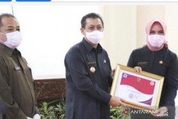 Sekretariat DPRD Kaltim raih penghargaan pengelolaan daerah