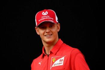Mick Schumacher ramaikan Formula 1 musim 2021 bersama Tim Haas