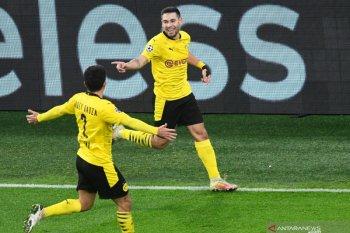 Dortmund lolos ke fase gugur, Brugge masih pelihara asa