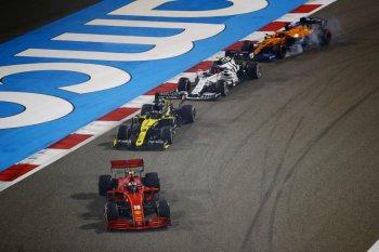 Statistik Grand Prix F1 Sakhir Bahrain