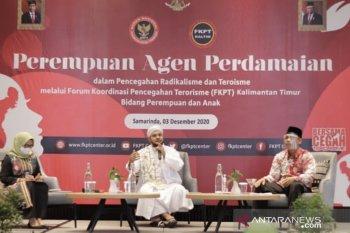 Pemprov Kaltim apresiasi gerakan tangkal radikalisme