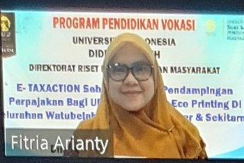 Vokasi UI beri pendampingan masalah pajak UMKM gratis