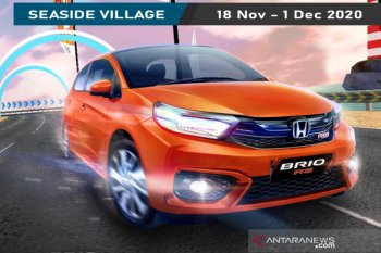 HPM tutup Brio Virtual Drift Challenge 2020