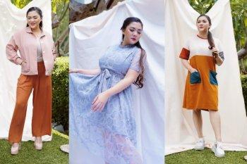 Vicky Shu kolaborasi dengan brand fesyen dukung ASI eksklusif
