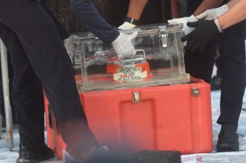 Sriwijaya Air SJ 182 black box retrieved