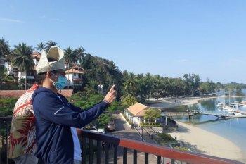 Menparekraf Sandiaga Uno kunker di Batam