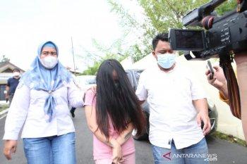 Mantan istri Andika Kangen Band ditangkap polisi