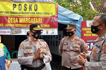 Desa Margasari diresmikan sebagai Kampung Tangguh Nusantara