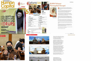 E-Magazine Human Capital Insight wadahnya BUMN