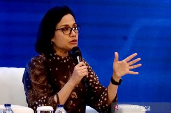 Indrawati highlights increasing role of sharia economy in Indonesia