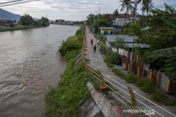 Penataan lingkungan bantaran sungai Palu