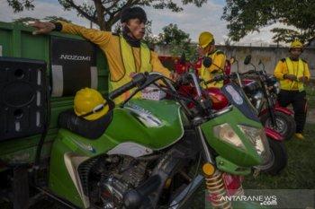 Gerakan peduli sampah di Palu