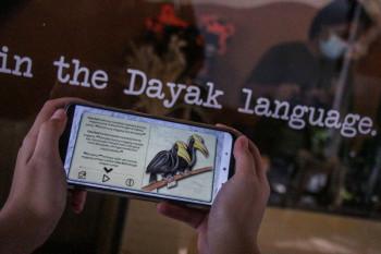Aplikasi Buku Cerita Digital Tentang Owa Kalimantan