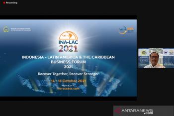 Indonesian forum to explore economic cooperation with Latin America
