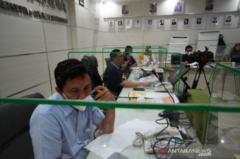 Pertamina gelar simulasi tim OKD atasi bencana gempa-tsunami di Bengkulu