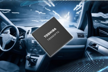 Toshiba starts sample shipments of pre-driver IC for automotive brushless motors supporting functional safety