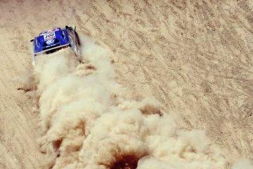 Sainz makin dekat untuk menangi reli Dakar bersama Peugeot