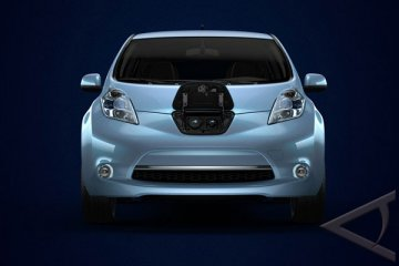 "Komunitas Nissan Leaf ""Beda"""
