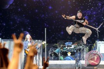 Kaset Liputan Iron Maiden Dirampas