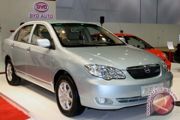 China Menggebrak AS Lewat Mobil Listrik